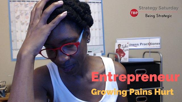 Entrepreneur Growing Pains